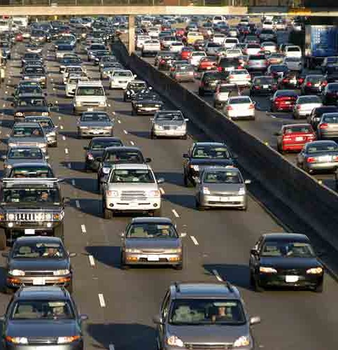 Study Says Highway Congestion Costs Trucking Companies Billions