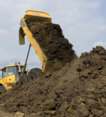 Pearly J. Provo, a 77-year-old truck driver from South Glen Falls died in a tragic accident after he was buried  by his own load of dirt that he was dumping at the Clinton County landfill in Morrisonville, Iowa, last Friday.