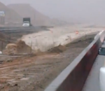 Video: Flooding on I-15 in Nevada
