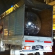 Truck Hauls Huge Disco Ball
