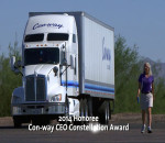 Con-way Launches New 'Women In Trucking' Video Series